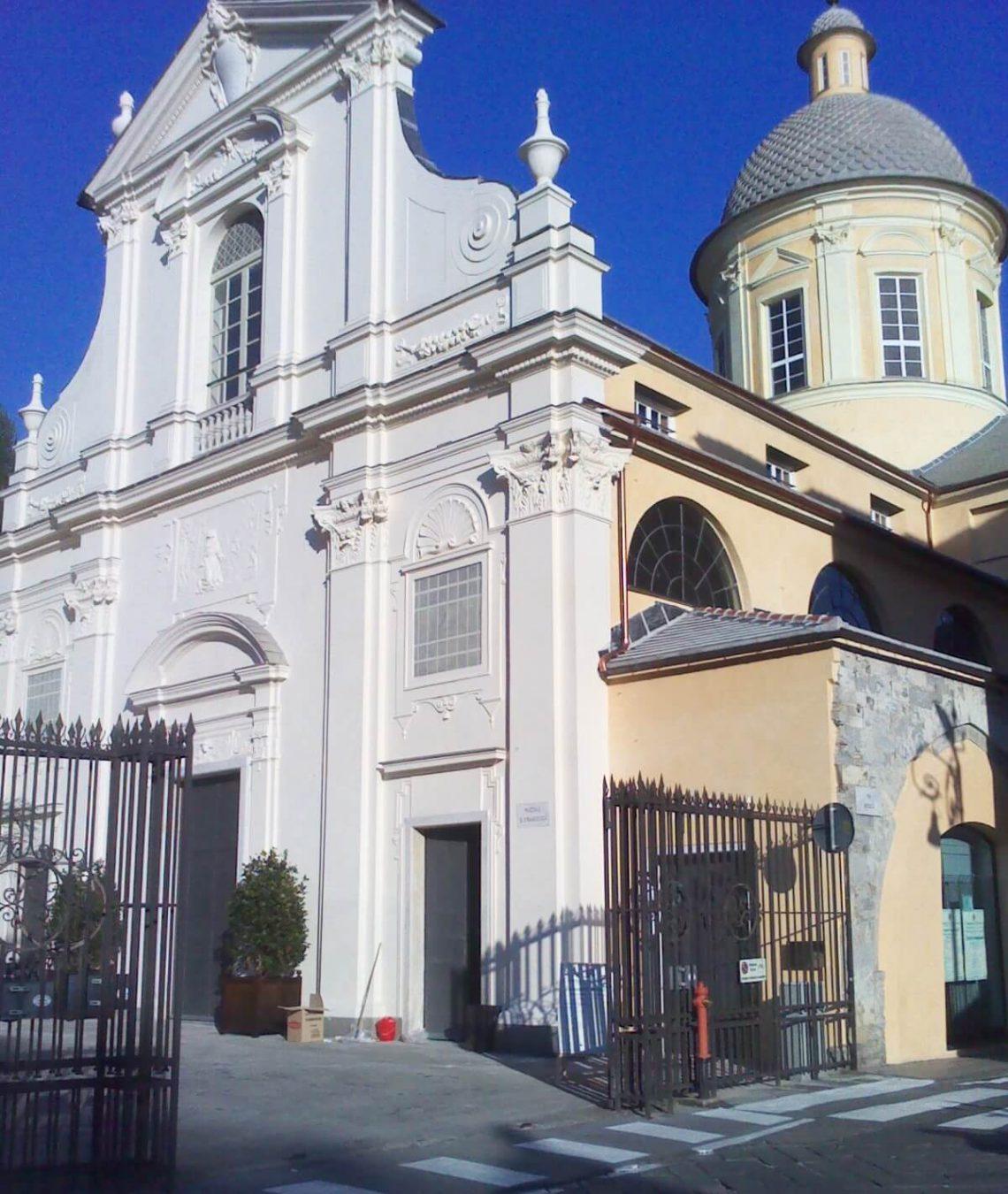 Auditorium Ex-Chiesa di San Francesco di Chiavari