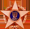 Chiavari Scherma - Stella di bronzo CONI per i meriti sportivi
