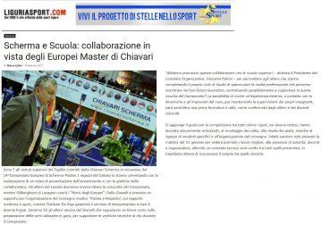 Liguria Sport 8 febbraio 2017