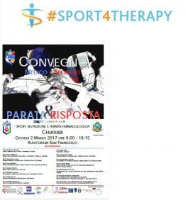 Sport4Therapy 2 febbraio 2017