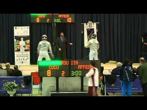 Campionati del Mediterraneo Chiavari 2014 - Prima giornata - Cadetti