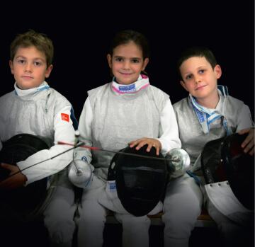 Gli Atleti di Chiavari Scherma A.S.D.
