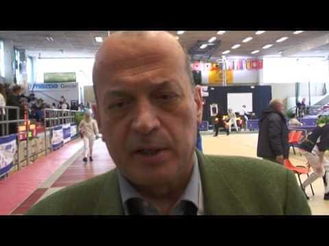 Campionati del Mediterraneo Chiavari 2014 – Intervista a Renato Buratti