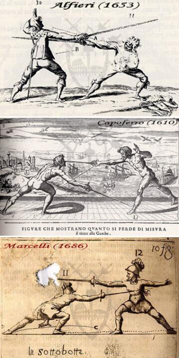 La Storia della Scherma: lo Sport, un'Arte!